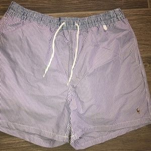 Men's POLO Ralph Lauren Two Tone Swim Trunks XL